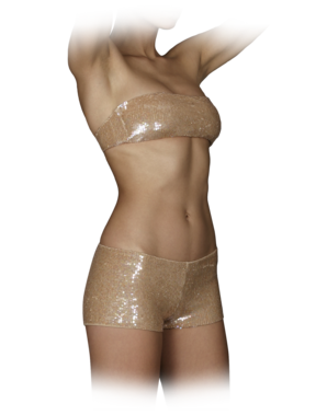 Sparkle Swimsuit Bottom